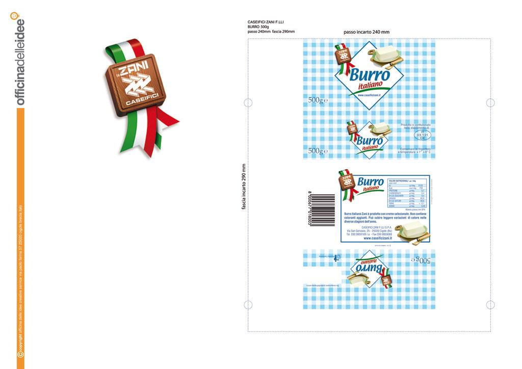 Burro italiano