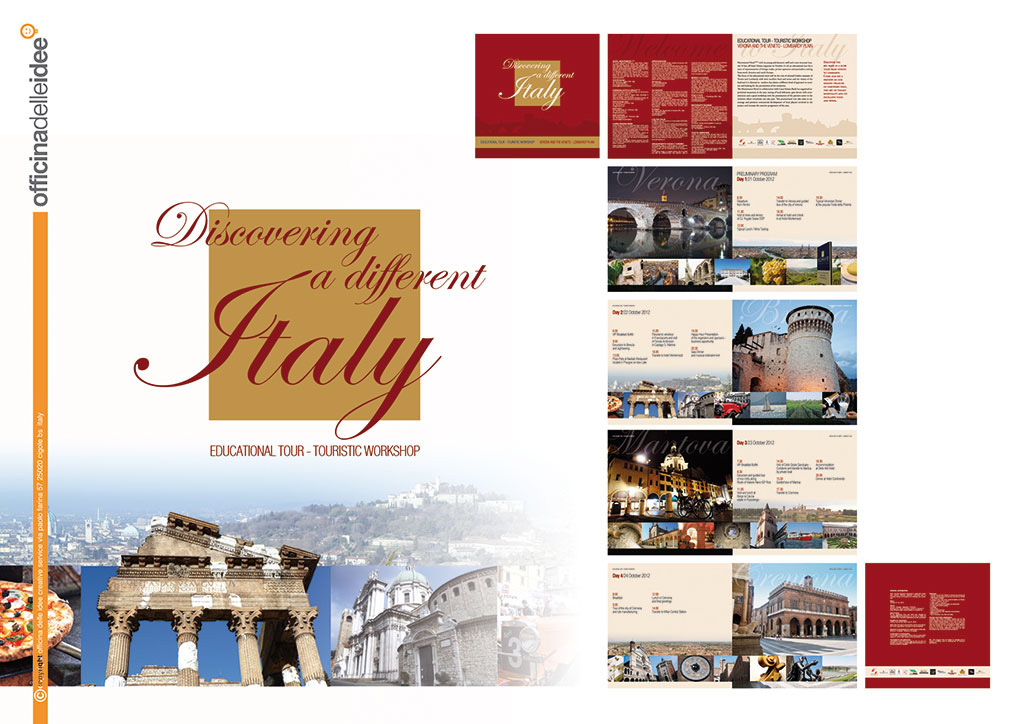 Discovering a different Italy