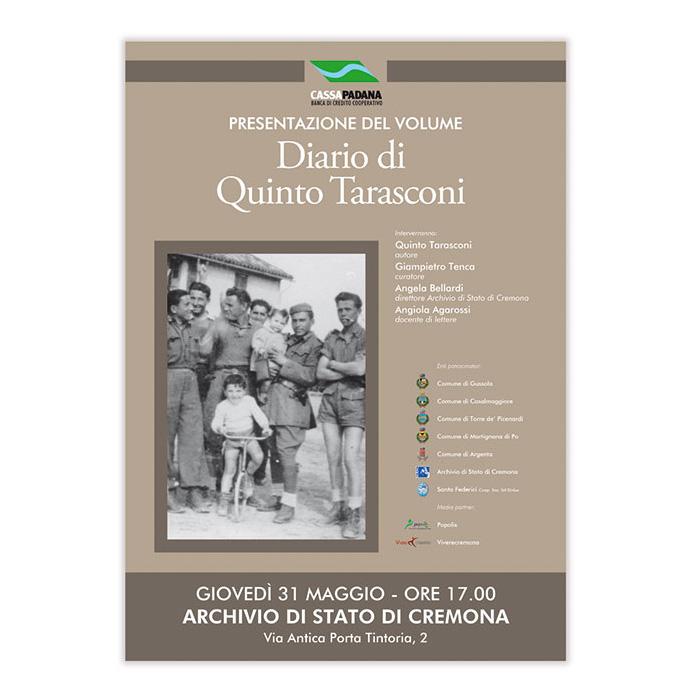 Diario di Quinto Tarasconi
