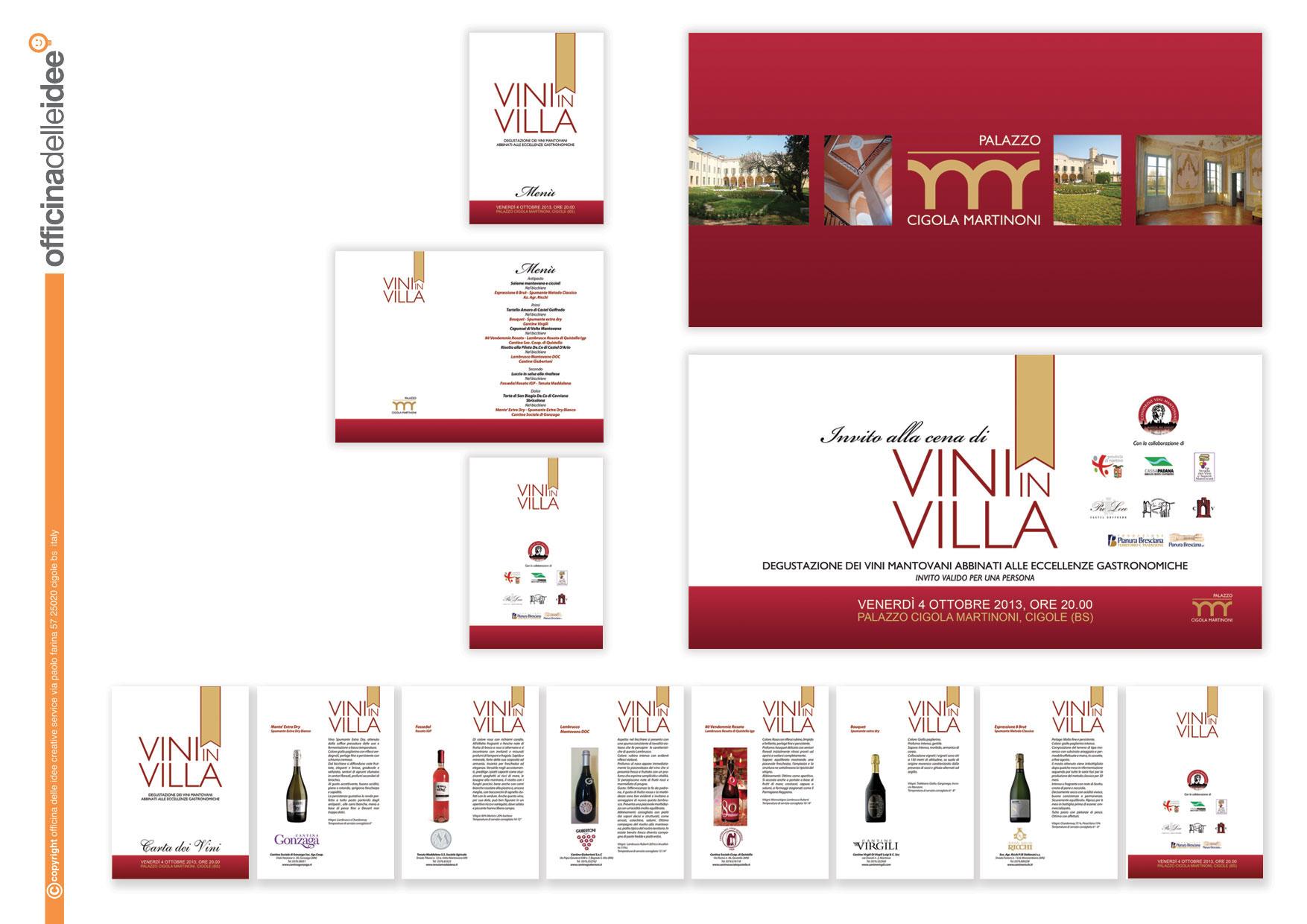 Vini in Villa